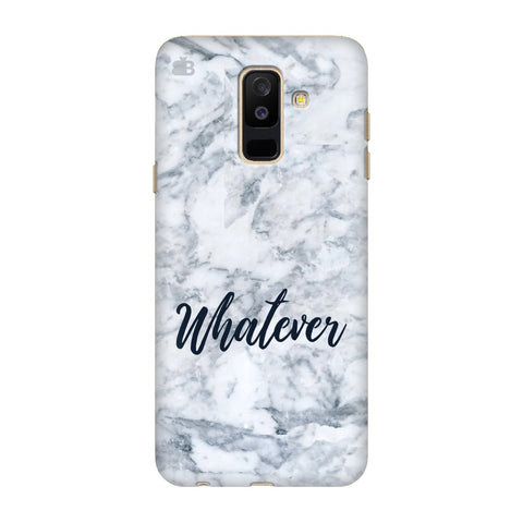 Whatever Samsung A6+ Cover