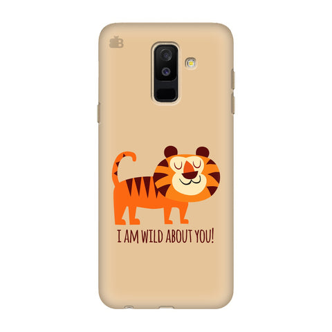 Wild About You Samsung A6+ Cover