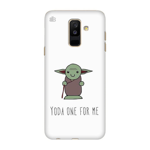 Yoda One Samsung A6+ Cover
