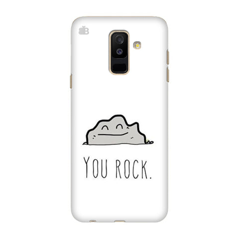 You Rock Samsung A6+ Cover