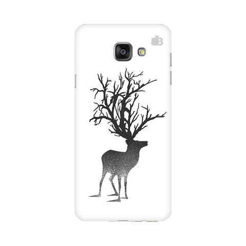 Abstract Deer Samsung A7 2016 Phone Cover