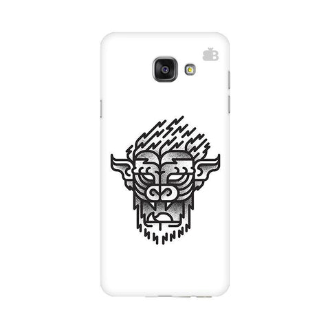 Arty Lion Samsung A7 2016 Phone Cover