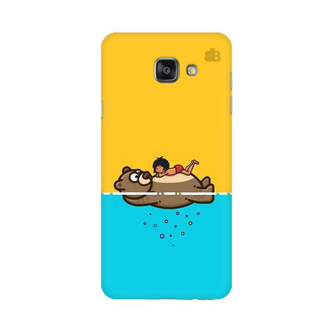 Baloo and Mowgli Samsung A7 2016 Phone Cover