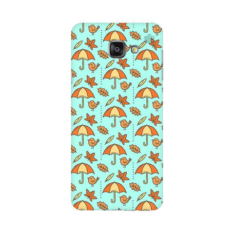 Birds & Umbrellas Samsung A7 2016 Phone Cover