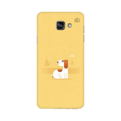 Calm Dog Samsung A7 2016 Phone Cover