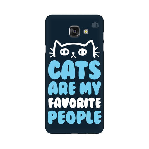 Cats favorite People Samsung A7 2016 Phone Cover