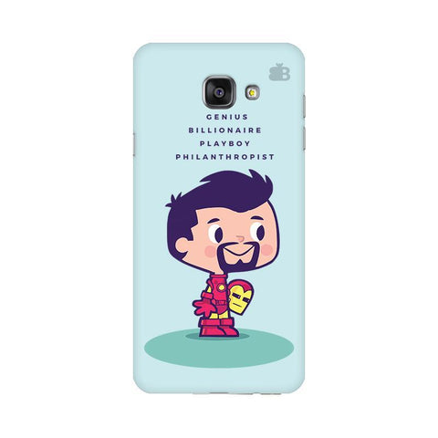 Clever Superhero Samsung A7 2016 Phone Cover