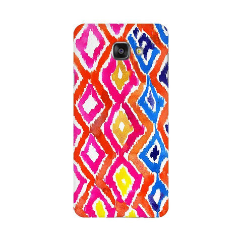 Colorful Ikat Samsung A7 2016 Phone Cover