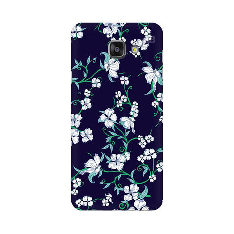 Dogwood Floral Pattern Samsung A7 2016 Phone Cover