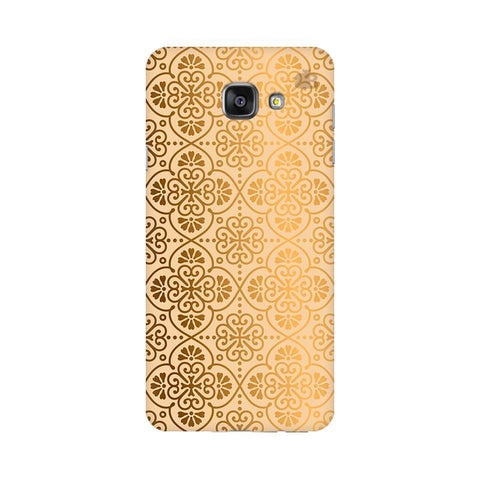 Ethnic Gold Ornament Samsung A7 2016 Phone Cover