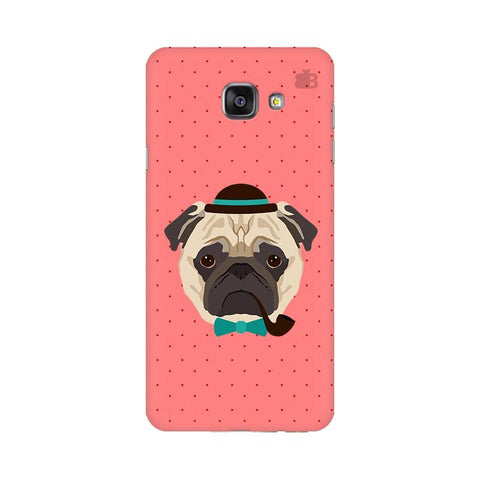 Gentleman Pug Samsung A7 2016 Phone Cover