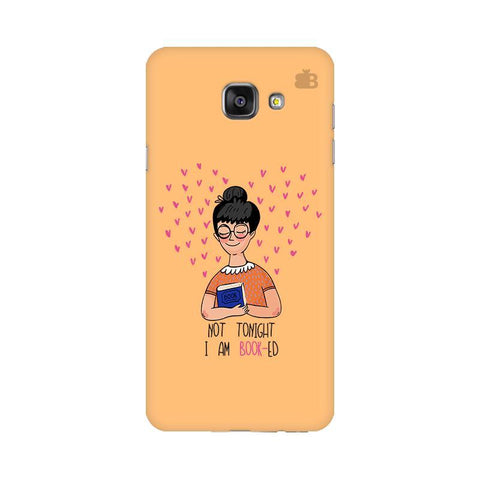I am Book-ed Samsung A7 2016 Phone Cover