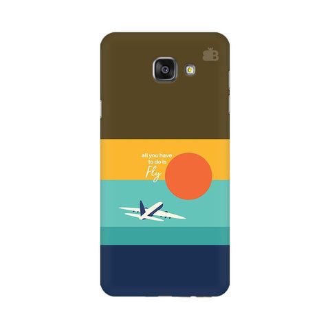 Just Fly Samsung A7 2016 Phone Cover