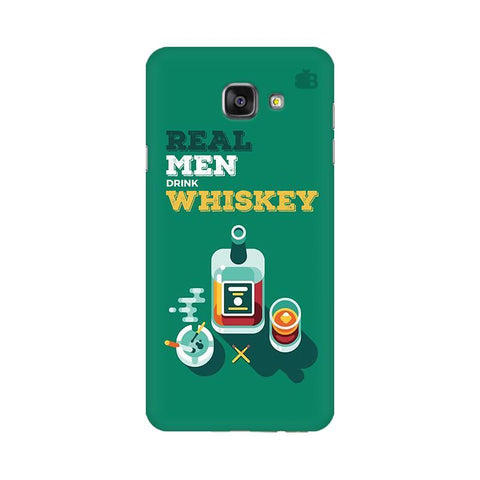 Men and Whiskey Samsung A7 2016 Phone Cover