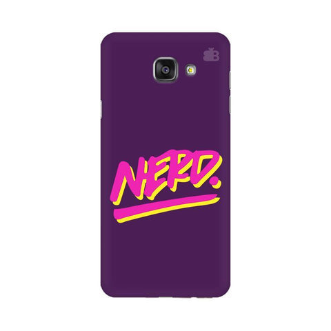 Nerd Samsung A7 2016 Phone Cover
