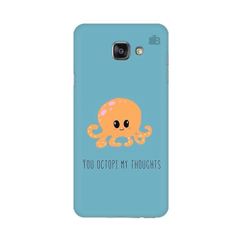Octopi Thoughts Samsung A7 2016 Phone Cover