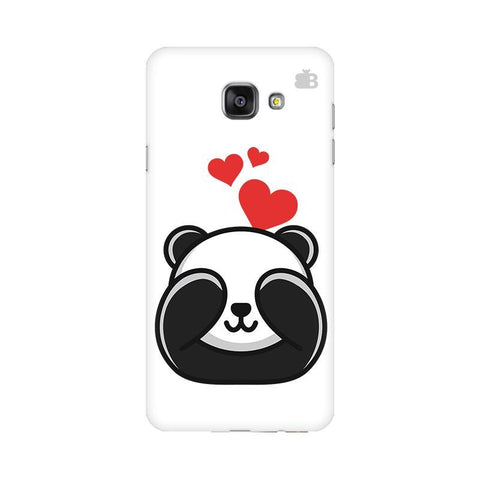 Panda In Love Samsung A7 2016 Phone Cover