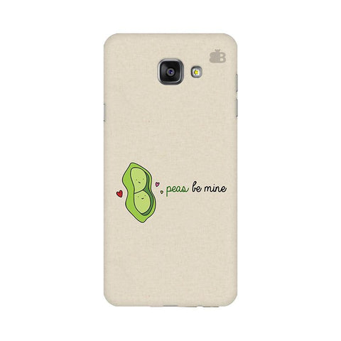 Peas be mine Samsung A7 2016 Phone Cover