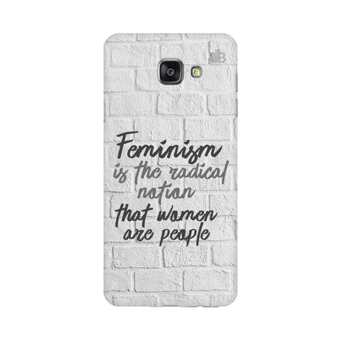 Radical Feminism Samsung A7 2016 Phone Cover