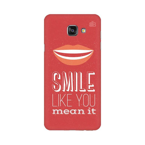 Smile Samsung A7 2016 Phone Cover