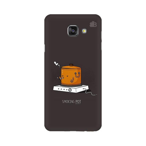 Smoking Pot Samsung A7 2016 Phone Cover