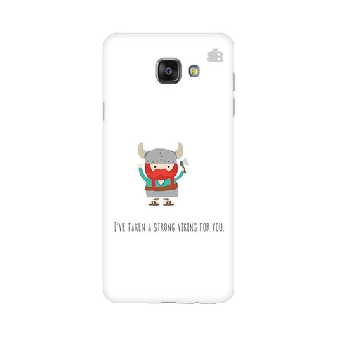Strong Viking Samsung A7 2016 Phone Cover
