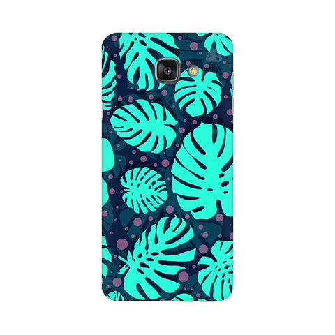 Tropical Leaves Pattern Samsung A7 2016 Phone Cover