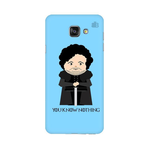 You Know Nothing Samsung A7 2016 Phone Cover