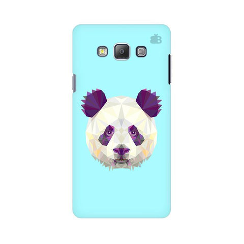 Abstract Panda Samsung A7 Phone Cover