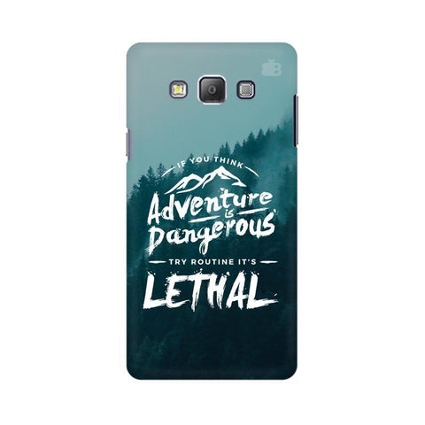 Adventure Samsung A7 Phone Cover