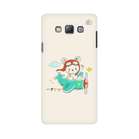 Aviator Mouse Samsung A7 Phone Cover
