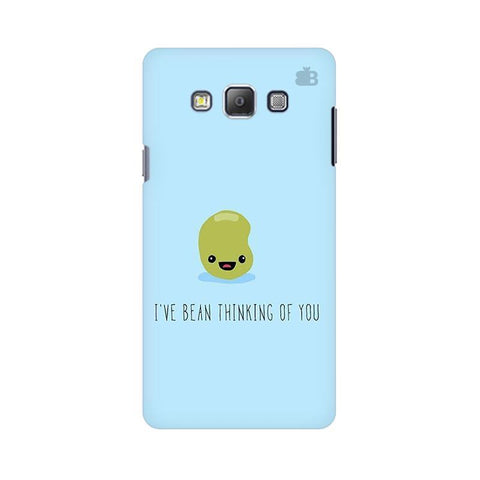 Bean Thinking Samsung A7 Phone Cover