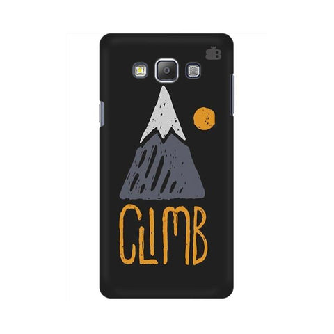 Climb Samsung A7 Phone Cover