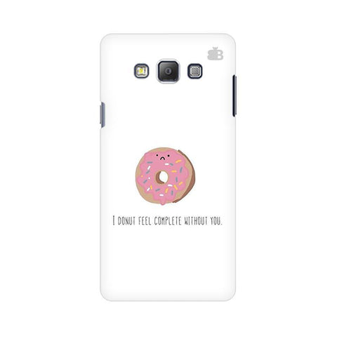 Donut Feel Complete Samsung A7 Phone Cover