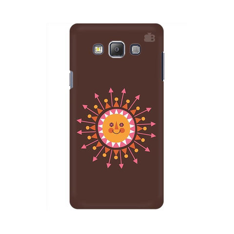 Happy Sun Samsung A7 Phone Cover