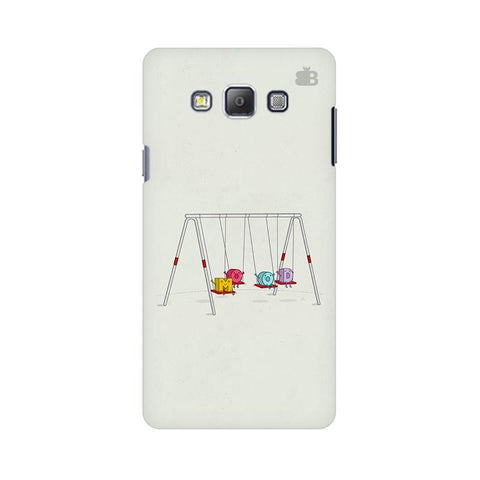 Mood Swings Samsung A7 Phone Cover