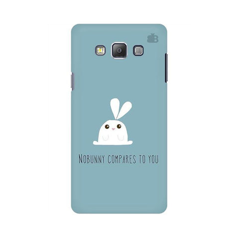 No Bunny Samsung A7 Phone Cover