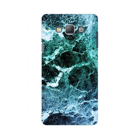 Sea Marble Samsung A7 Phone Cover