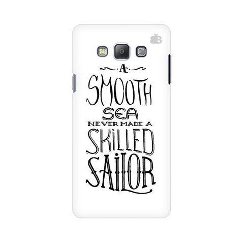 Skilled Sailor Samsung A7 Phone Cover