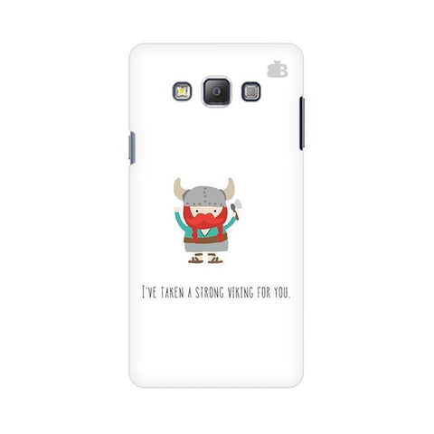 Strong Viking Samsung A7 Phone Cover