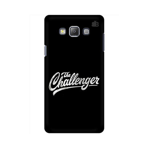 The Challenger Samsung A7 Phone Cover