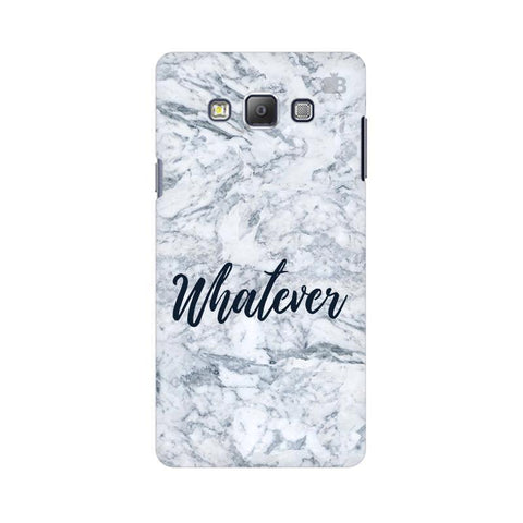 Whatever Samsung A7 Phone Cover