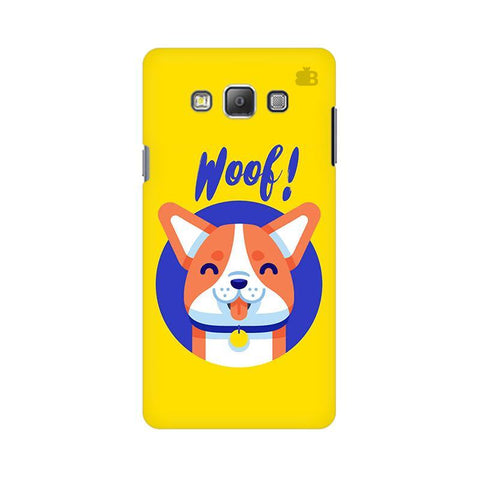Woof Samsung A7 Phone Cover