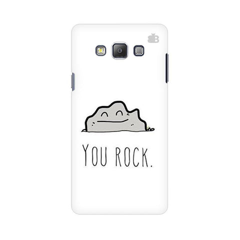 You Rock Samsung A7 Phone Cover