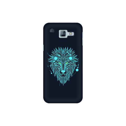 Abstract Art Lion Samsung A8 2016 Phone Cover