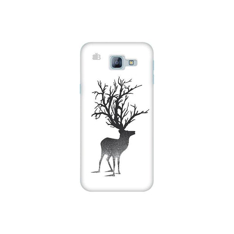 Abstract Deer Samsung A8 2016 Phone Cover