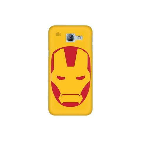 Angry Superhero Mask Samsung A8 2016 Phone Cover