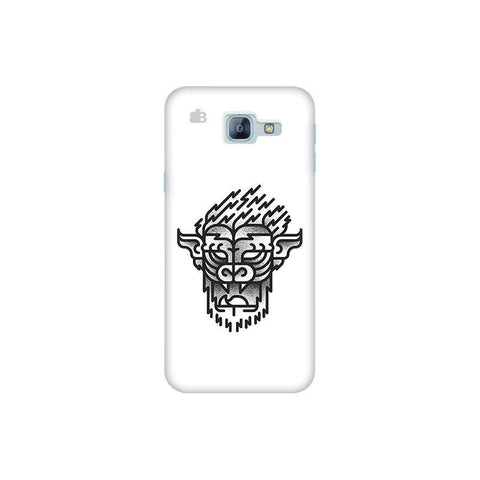 Arty Lion Samsung A8 2016 Phone Cover