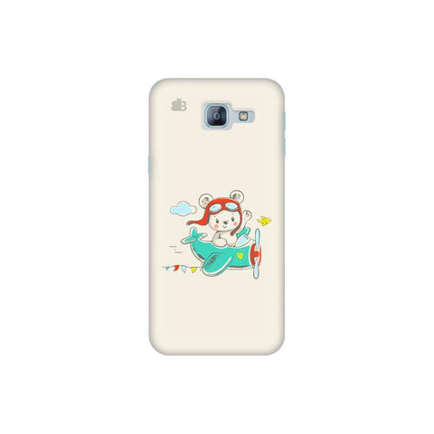 Aviator Mouse Samsung A8 2016 Phone Cover