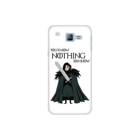 Badass Jon Snow Samsung A8 2016 Phone Cover